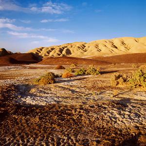 Mustard Hills, Death Valley NP, California
