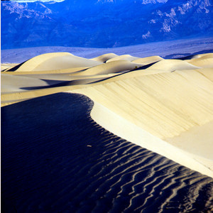 Sand Dunes, Death Valley NP, California