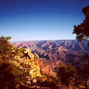 Bright Angel Trail, Grand Canyon NP