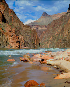 Hance Rapid, Grand Canyon NP