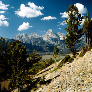 The Grand Teton, Grand Teton NP