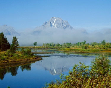 Mount Moran, Grand Teton NP