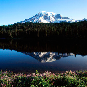 Mount Rainier Reflection LakeMount Rainier NP
