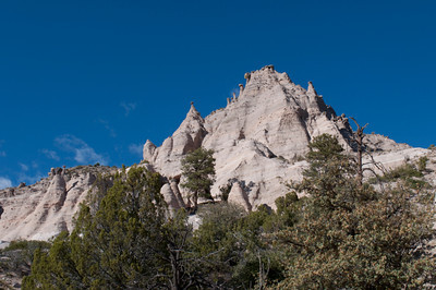 Nobody, North America, USA, New Mexico, Tent Rocks