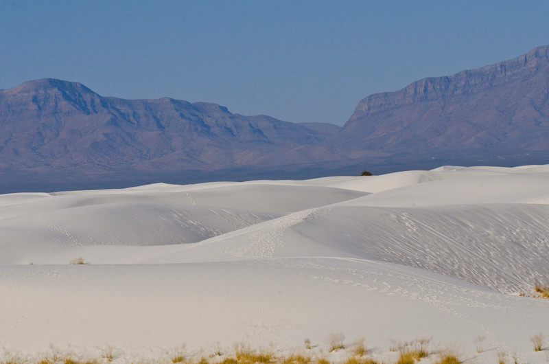 North America, USA, New Mexico, Alamagordo, White Sands National Monument