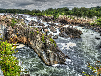 Great Falls National Park - HDR Virginia