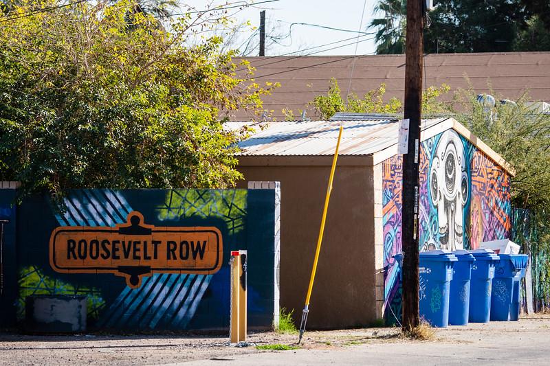 Colorful Objects and Art Phoenix, AZ-2014-01-26-137