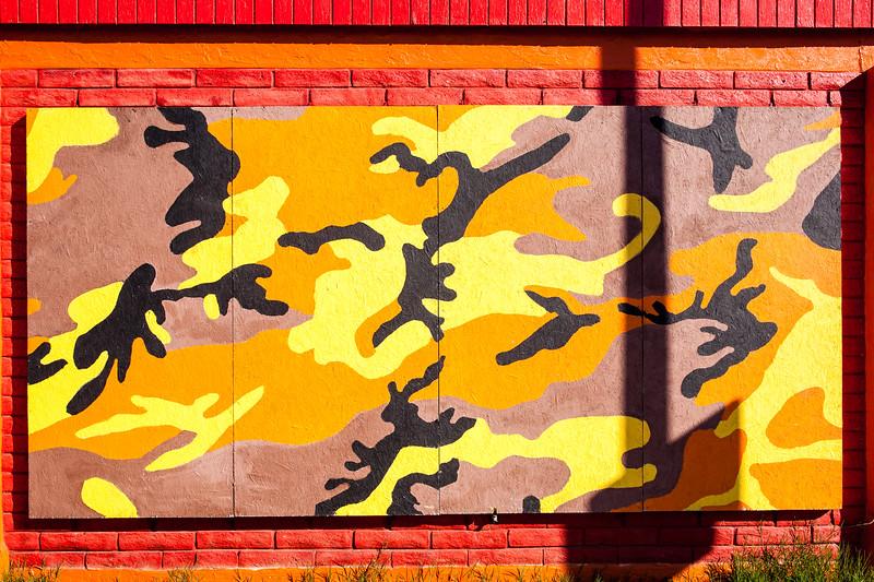 Colorful Objects and Art Phoenix, AZ-2014-01-26-123