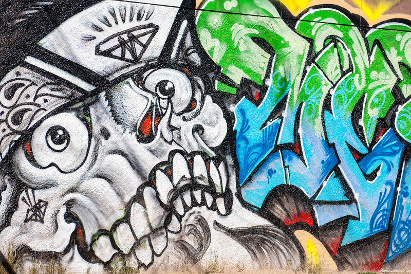 Colorful Objects and Art Phoenix, AZ-2014-01-26-132