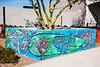 Colorful Objects and Art Phoenix, AZ-2014-01-26-134