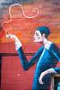 Colorful Objects and Art Phoenix, AZ-2014-01-26-122