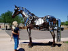 Horse-2004-08-29-0001<br /> Located in Fountain Hill, AZ.