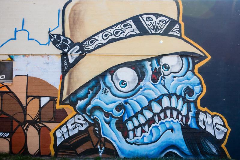 Colorful Objects and Art Phoenix, AZ-2014-01-26-119