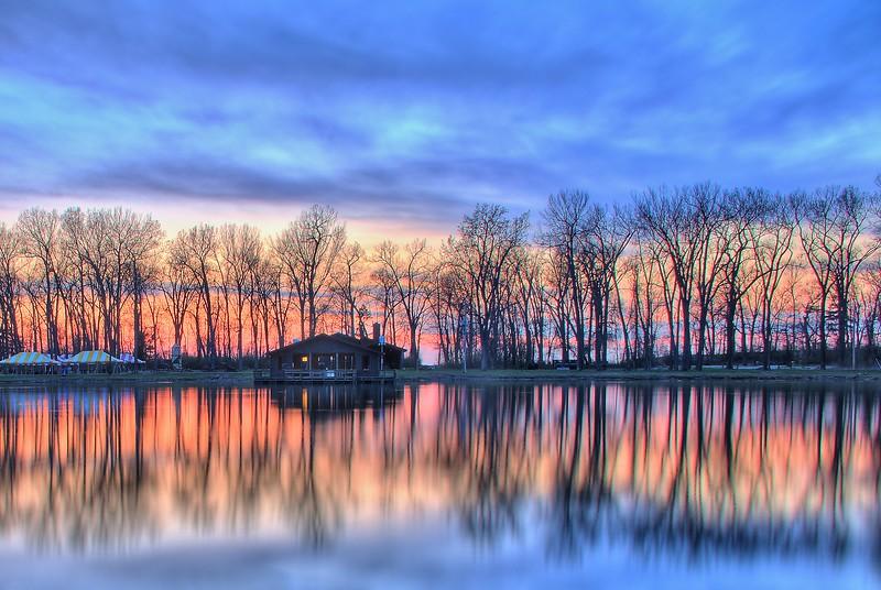 """Waterwork Reflections"""