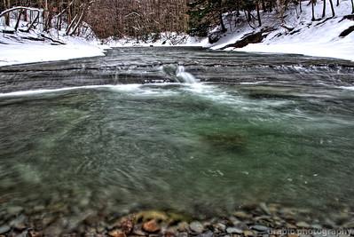 Wintergreen Gorge