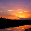 Sunset Folley Beach