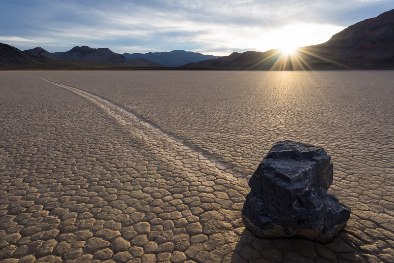 The Sailing Stone of Racetrack Playa