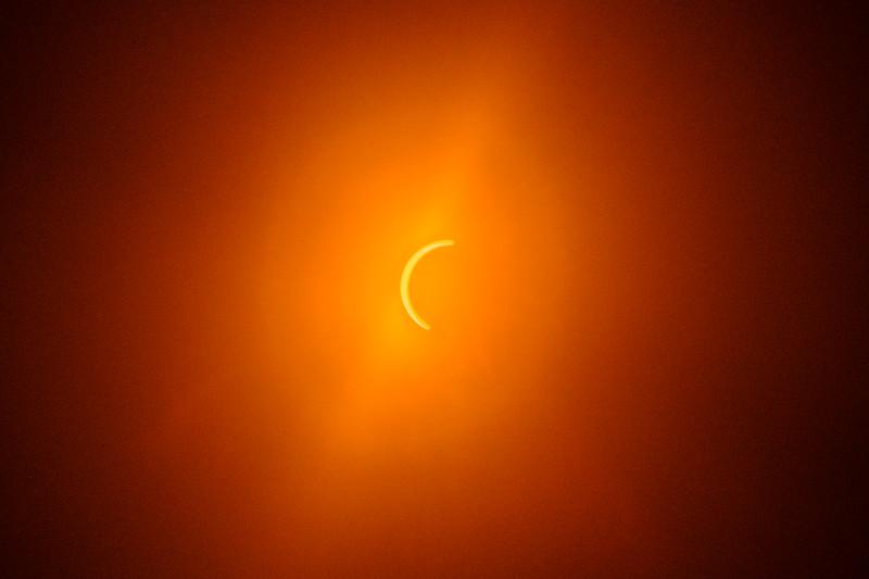 Solar Eclipse 2017: Olympia, WA