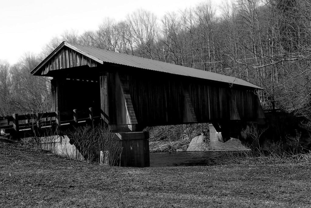 Covered Bridge - Van Tran Landing