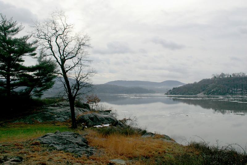 Hudson River Flow