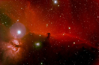 Astrophotograhpy - RGB & LRGB