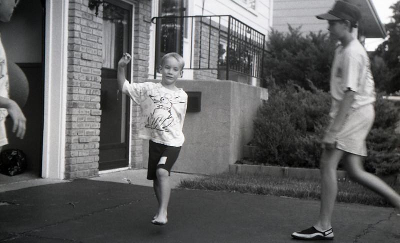 Negative Scan shot June 91, Leica<br /> D-76 1:1, 12'<br /> Tri-X