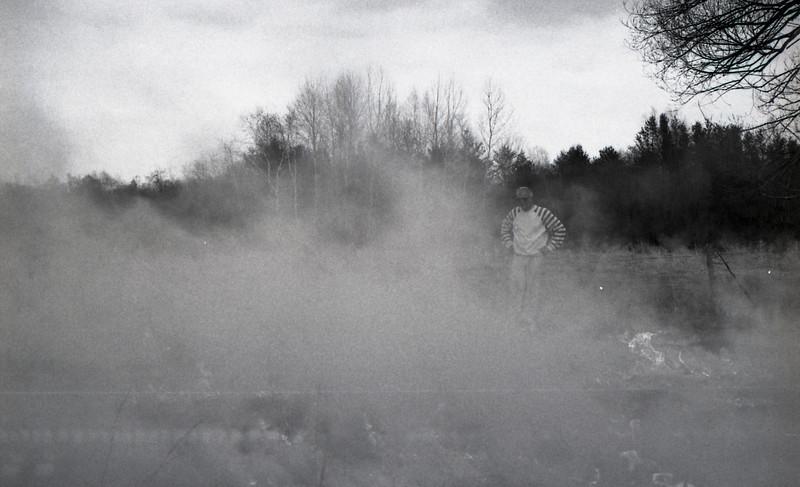 Negative Scan shot April 91<br /> Tri-X