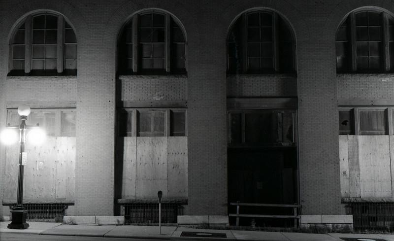 Negative Scan shot July 91; <br /> D-76 1:1; 12'; Tri-X