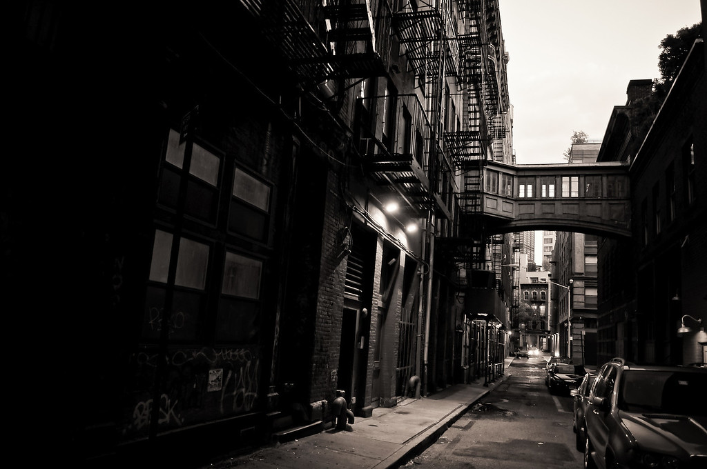 Staple Street - Tribeca - New York City