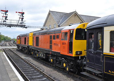 20311 and 20314. Wansford.