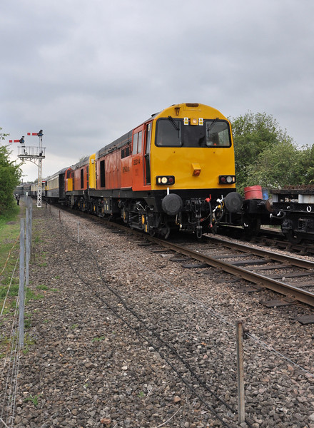 20314 and 20311, Wansford.
