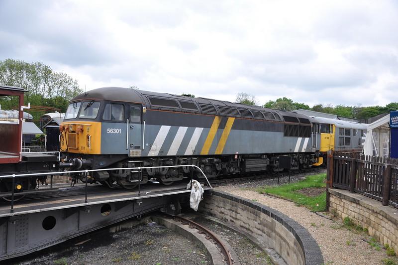 56301, Wansford.