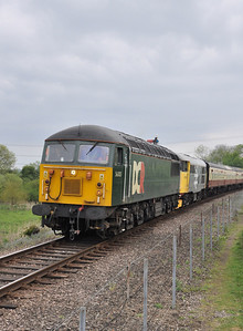 56303 and 31108, Wansford.