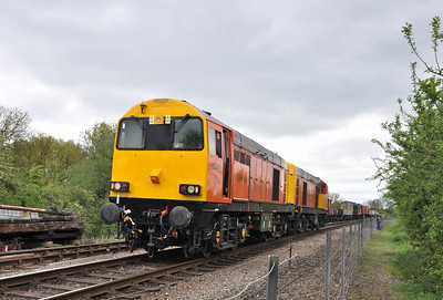20311 and 20314, Wansford.