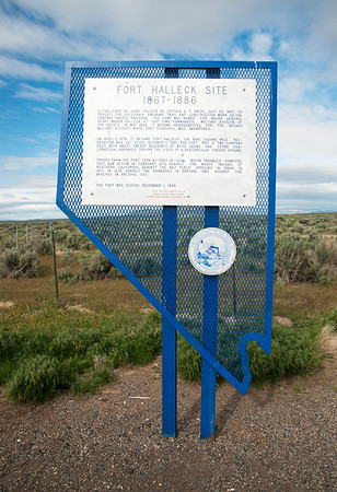 Fort Halleck Site