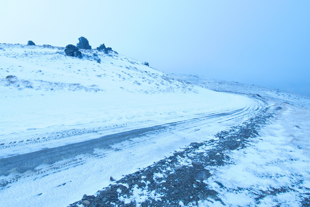 Alpine bleakness - but a way out?