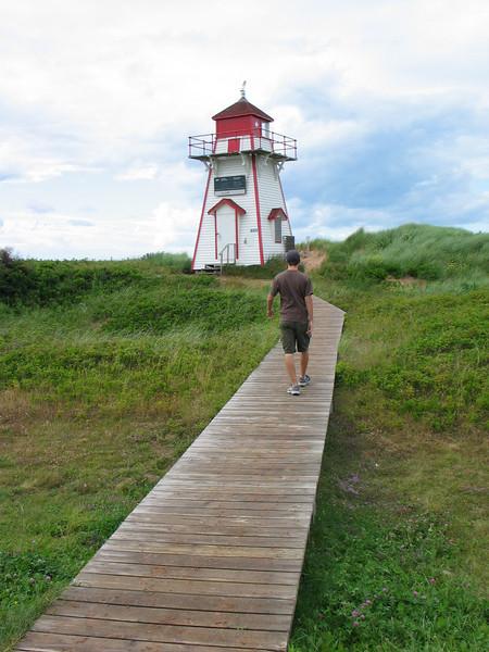Lighthouse on PEI