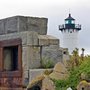 Portsmouth Harbor Lighthouse from Fort Constitution Historic site
