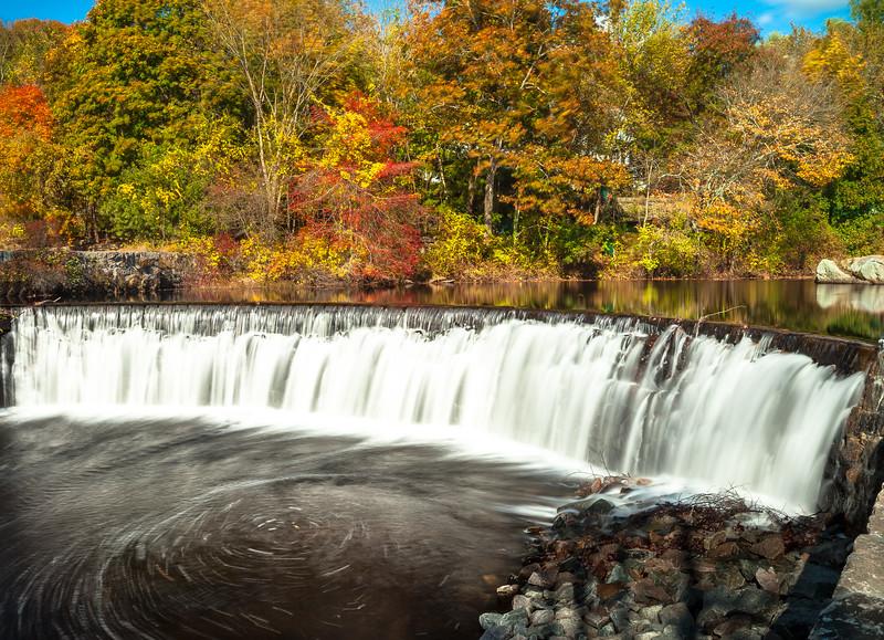 Waterfall Hope Valley RI