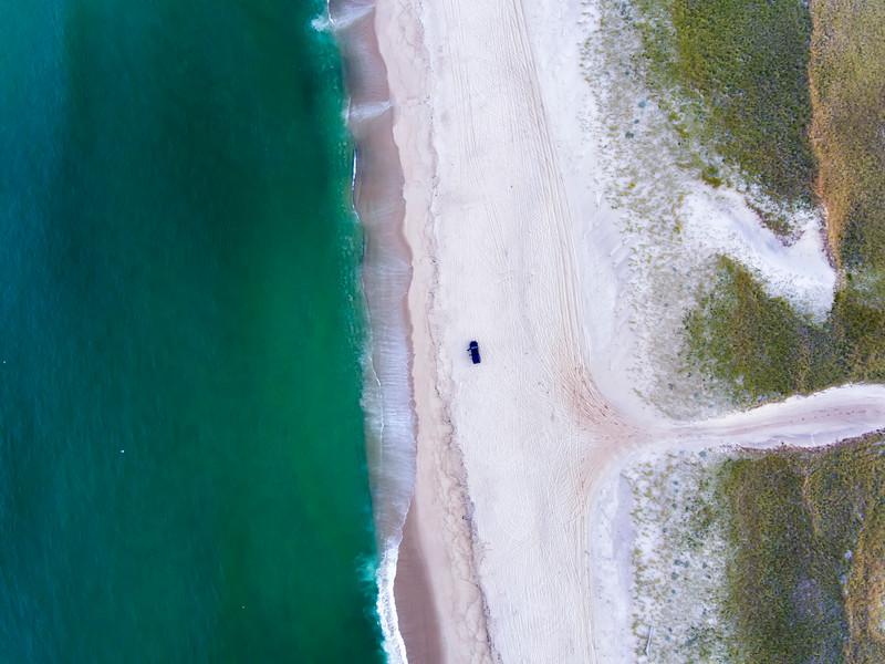 Outer beach drone 1