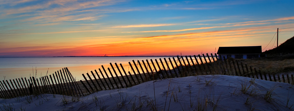 Lanscapes of New England