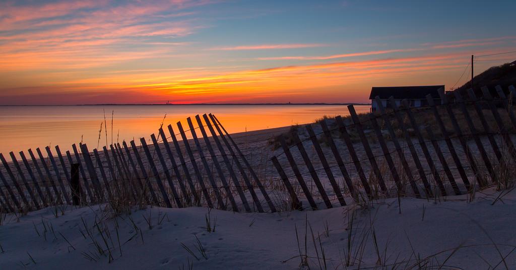 Truro Sunset