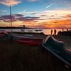 Fleet Sunset