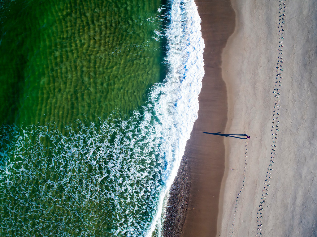 Wellfleet drone
