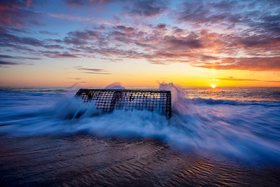 Sunrise Lobster trap