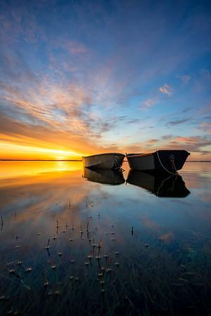 Cape Cod Mornings