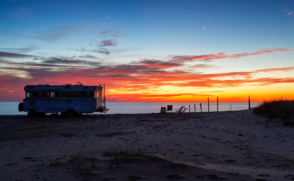 OB morning camper