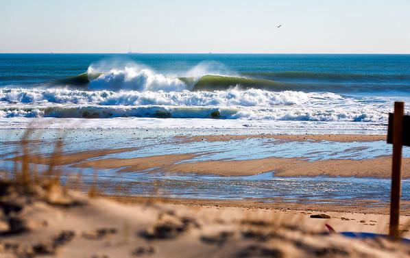 Spring Morning Surf 2014