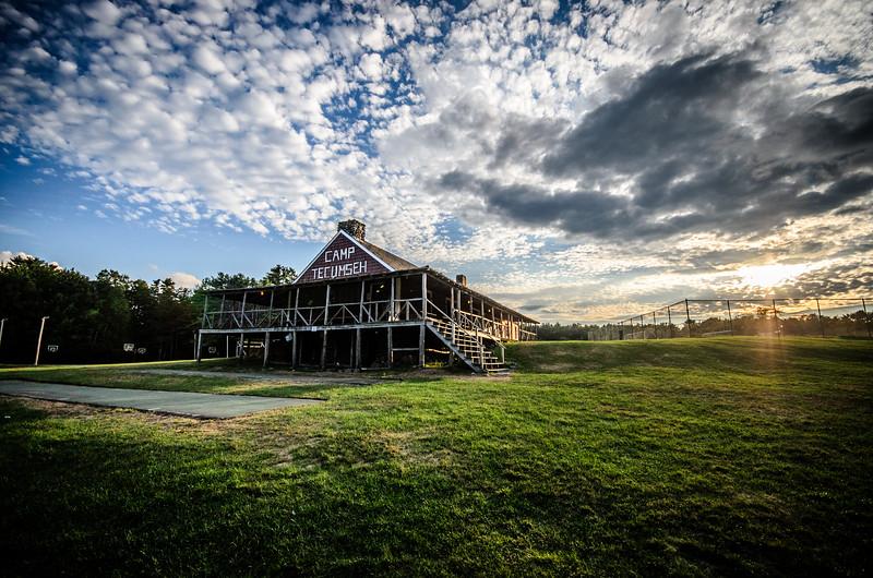 Camp Tecumseh Main Lodge