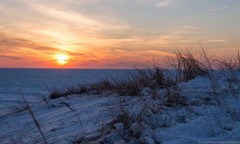 Dunes at First Encounter Beach Winter 2015